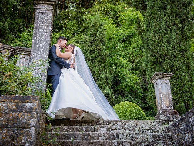 Il matrimonio di Simone e Giorgia a Bagnone, Massa Carrara 40