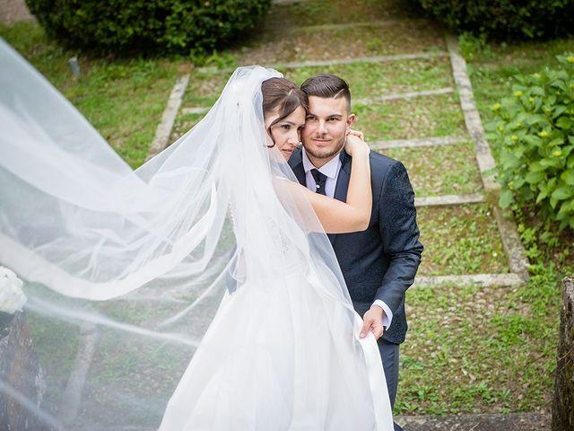Il matrimonio di Simone e Giorgia a Bagnone, Massa Carrara 41