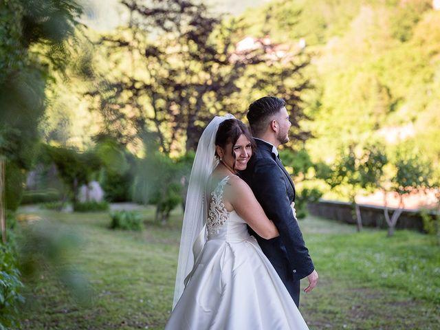 Il matrimonio di Simone e Giorgia a Bagnone, Massa Carrara 42