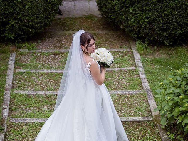 Il matrimonio di Simone e Giorgia a Bagnone, Massa Carrara 43