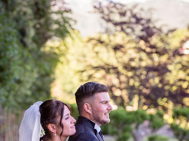 Il matrimonio di Simone e Giorgia a Bagnone, Massa Carrara 44