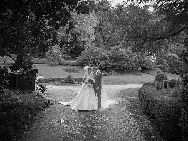 Il matrimonio di Simone e Giorgia a Bagnone, Massa Carrara 45