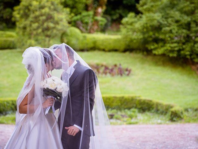 Il matrimonio di Simone e Giorgia a Bagnone, Massa Carrara 46
