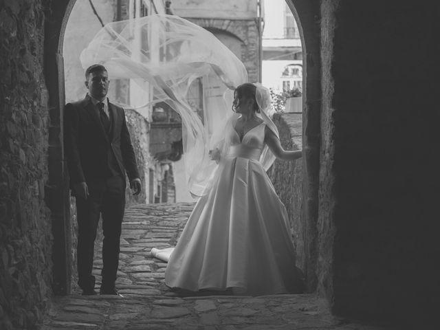 Il matrimonio di Simone e Giorgia a Bagnone, Massa Carrara 47