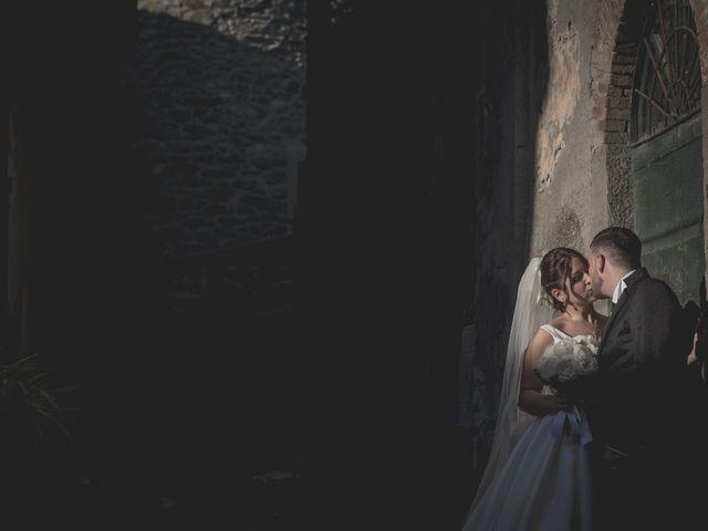 Il matrimonio di Simone e Giorgia a Bagnone, Massa Carrara 48