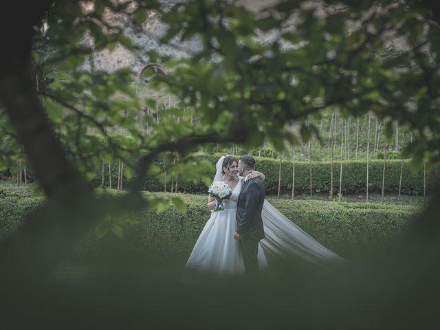 Il matrimonio di Simone e Giorgia a Bagnone, Massa Carrara 49