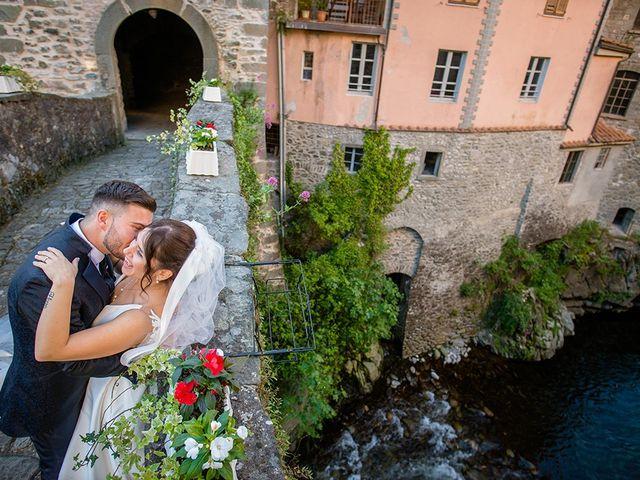 Il matrimonio di Simone e Giorgia a Bagnone, Massa Carrara 50