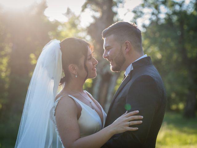 Il matrimonio di Simone e Giorgia a Bagnone, Massa Carrara 53