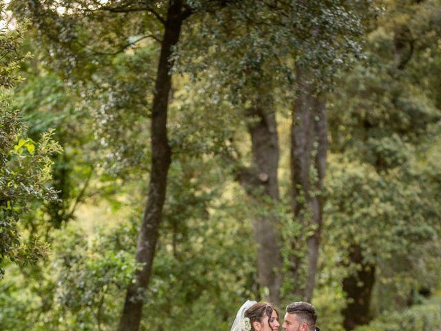 Il matrimonio di Simone e Giorgia a Bagnone, Massa Carrara 57