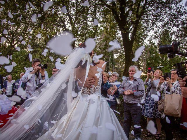 Il matrimonio di Simone e Giorgia a Bagnone, Massa Carrara 59