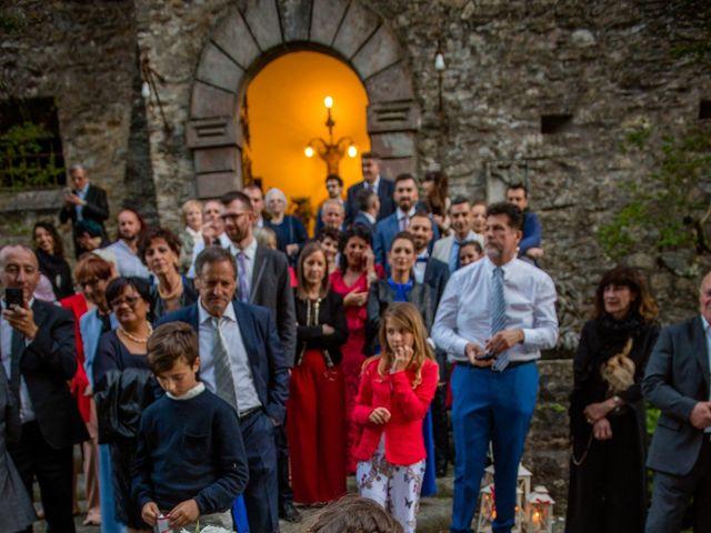 Il matrimonio di Simone e Giorgia a Bagnone, Massa Carrara 60