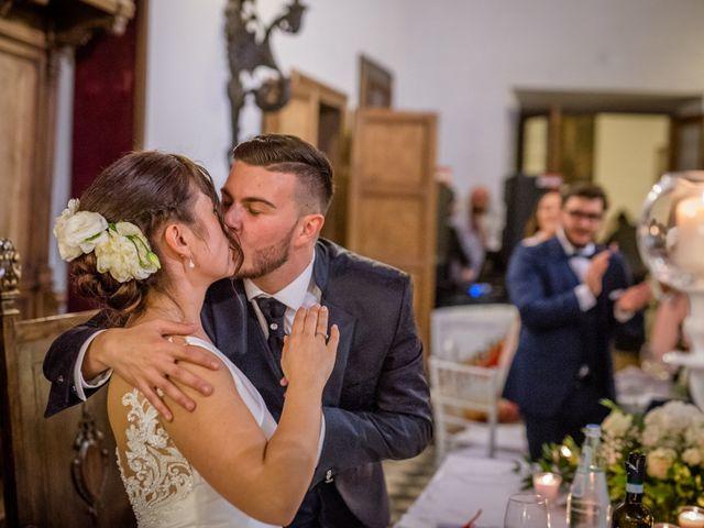 Il matrimonio di Simone e Giorgia a Bagnone, Massa Carrara 65