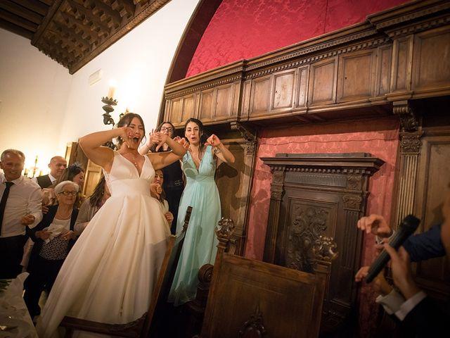 Il matrimonio di Simone e Giorgia a Bagnone, Massa Carrara 73