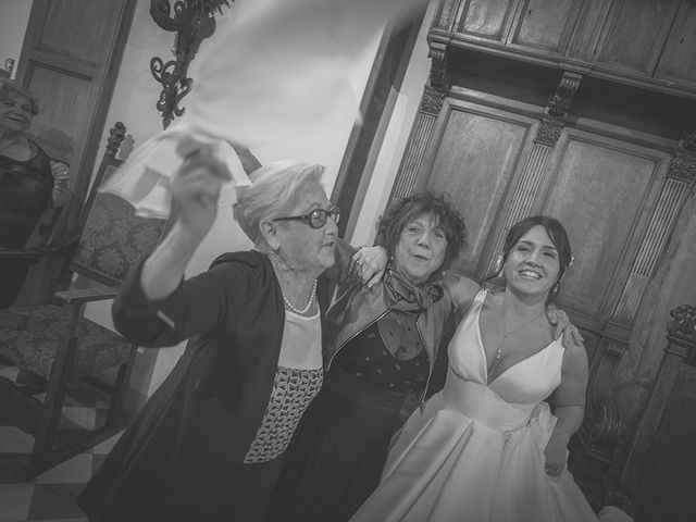 Il matrimonio di Simone e Giorgia a Bagnone, Massa Carrara 74