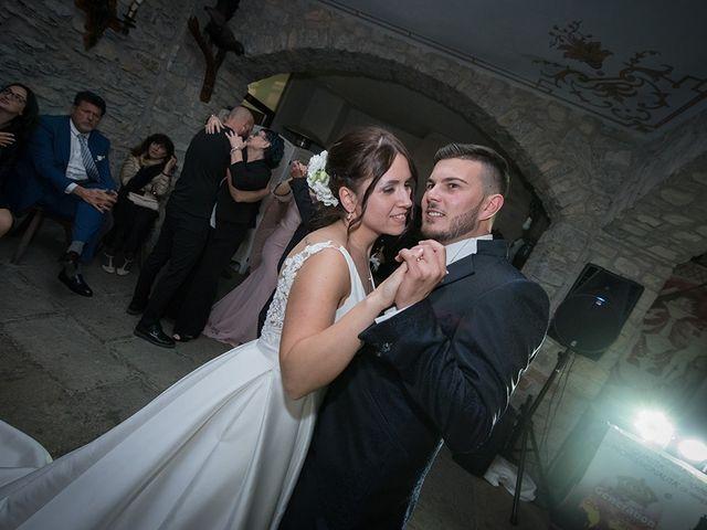 Il matrimonio di Simone e Giorgia a Bagnone, Massa Carrara 79