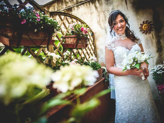 Il matrimonio di Piero e Stefania a Castellammare di Stabia, Napoli 31
