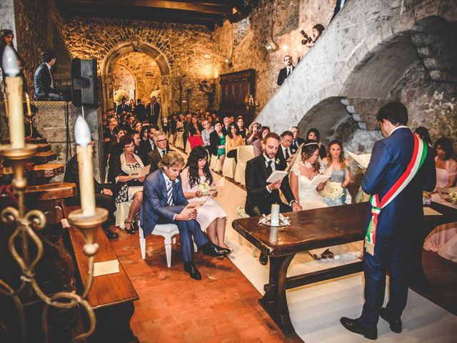 Il matrimonio di Piero e Stefania a Castellammare di Stabia, Napoli 46