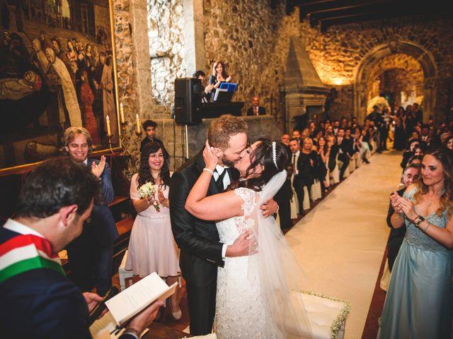 Il matrimonio di Piero e Stefania a Castellammare di Stabia, Napoli 50