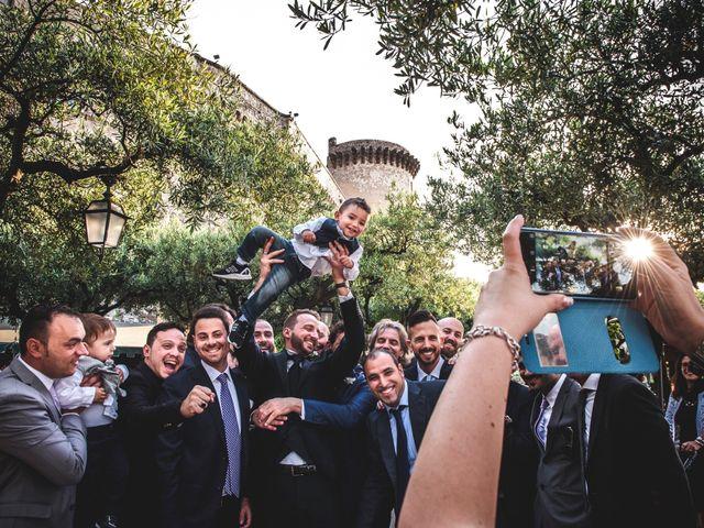 Il matrimonio di Piero e Stefania a Castellammare di Stabia, Napoli 76