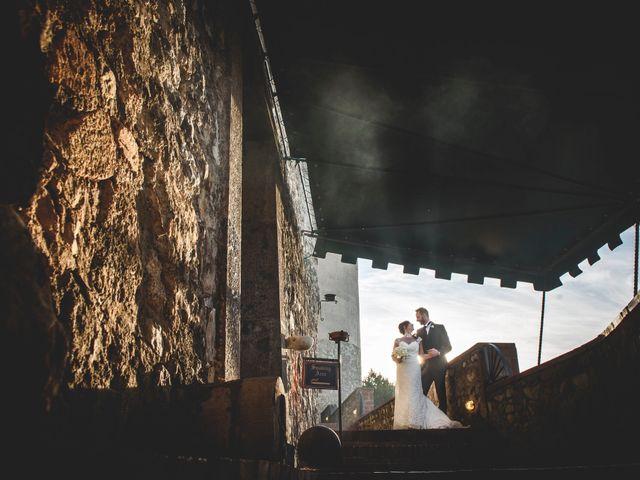 Il matrimonio di Piero e Stefania a Castellammare di Stabia, Napoli 77