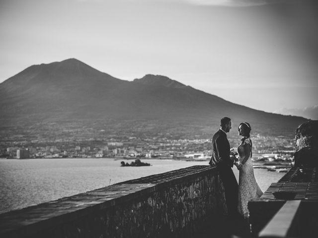 Il matrimonio di Piero e Stefania a Castellammare di Stabia, Napoli 78