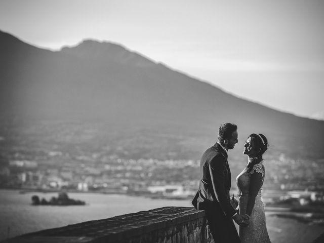 Il matrimonio di Piero e Stefania a Castellammare di Stabia, Napoli 79