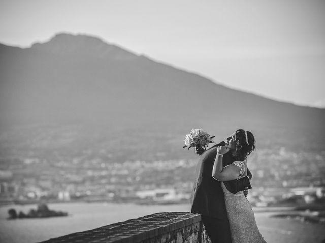 Il matrimonio di Piero e Stefania a Castellammare di Stabia, Napoli 80