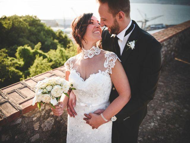 Il matrimonio di Piero e Stefania a Castellammare di Stabia, Napoli 83