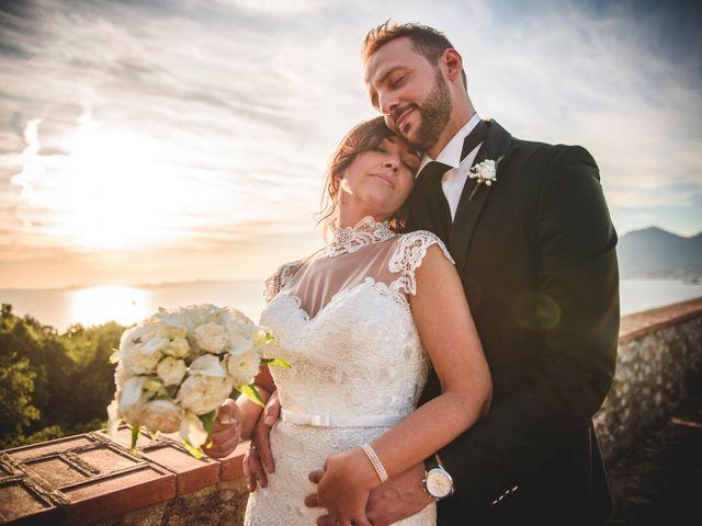 Il matrimonio di Piero e Stefania a Castellammare di Stabia, Napoli 84
