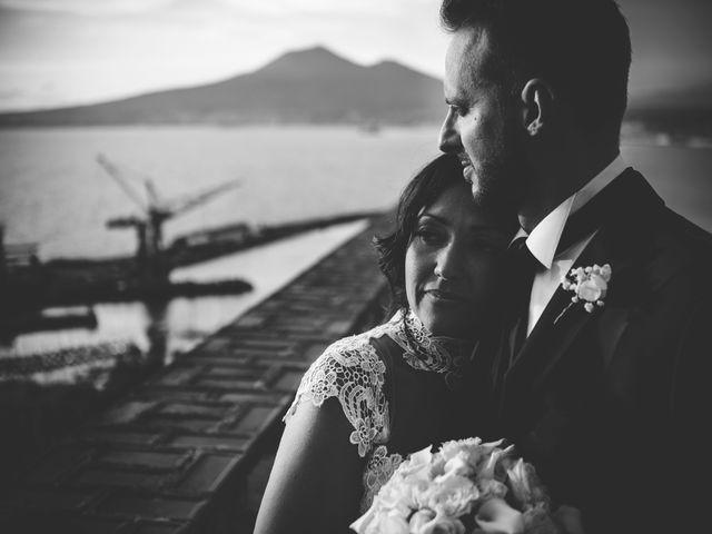 Il matrimonio di Piero e Stefania a Castellammare di Stabia, Napoli 86