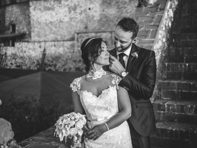 Il matrimonio di Piero e Stefania a Castellammare di Stabia, Napoli 87