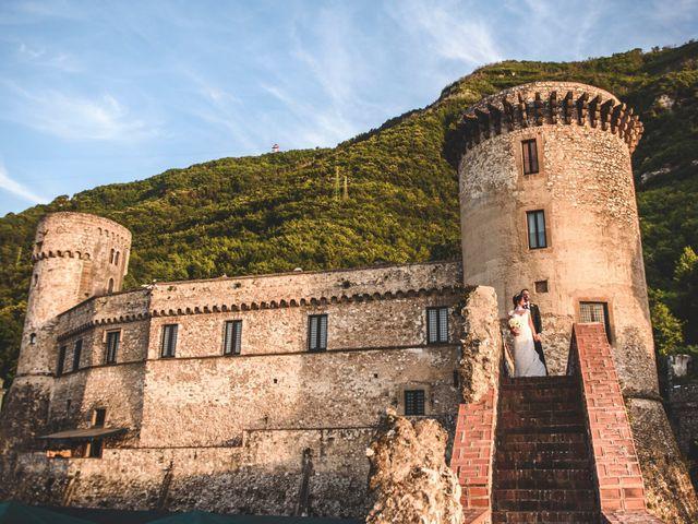 Il matrimonio di Piero e Stefania a Castellammare di Stabia, Napoli 88