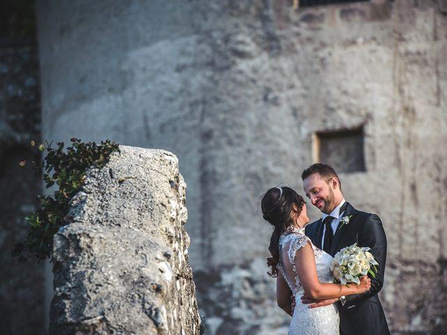 Il matrimonio di Piero e Stefania a Castellammare di Stabia, Napoli 89