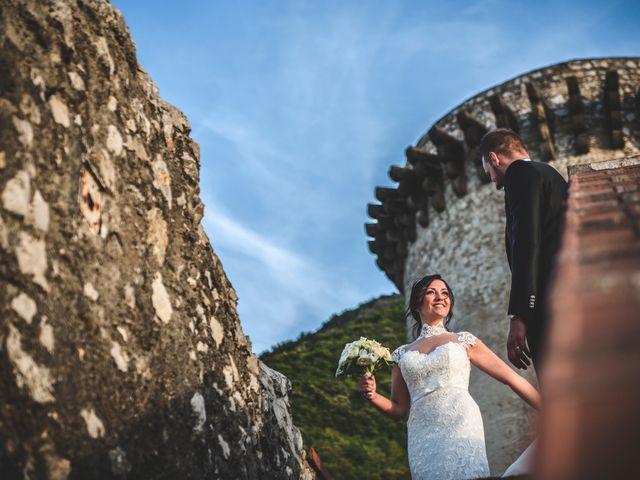 Il matrimonio di Piero e Stefania a Castellammare di Stabia, Napoli 90