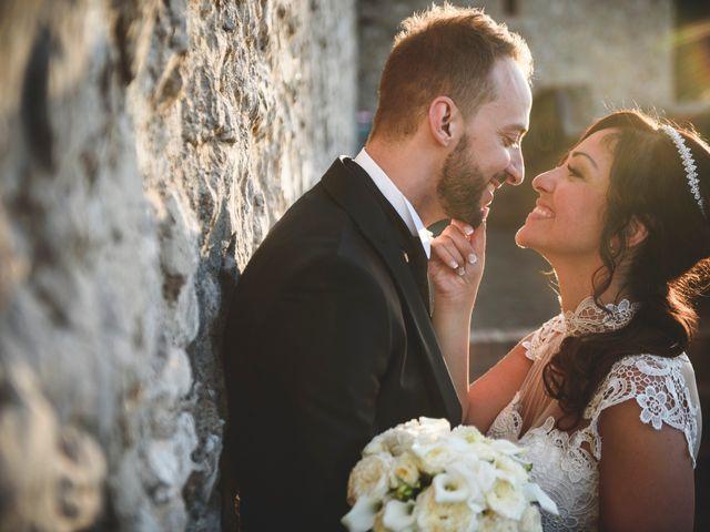 Il matrimonio di Piero e Stefania a Castellammare di Stabia, Napoli 1