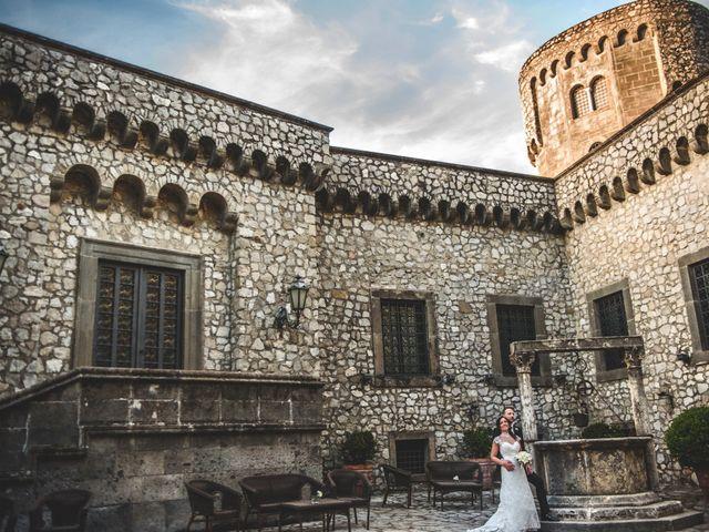 Il matrimonio di Piero e Stefania a Castellammare di Stabia, Napoli 93