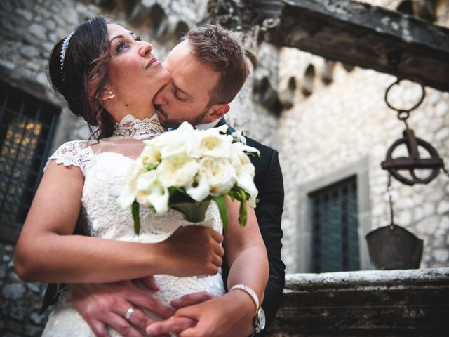 Il matrimonio di Piero e Stefania a Castellammare di Stabia, Napoli 94