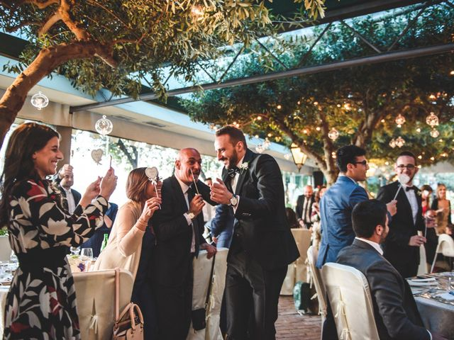 Il matrimonio di Piero e Stefania a Castellammare di Stabia, Napoli 99