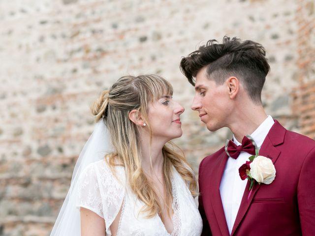 Le nozze di Micol e Morris