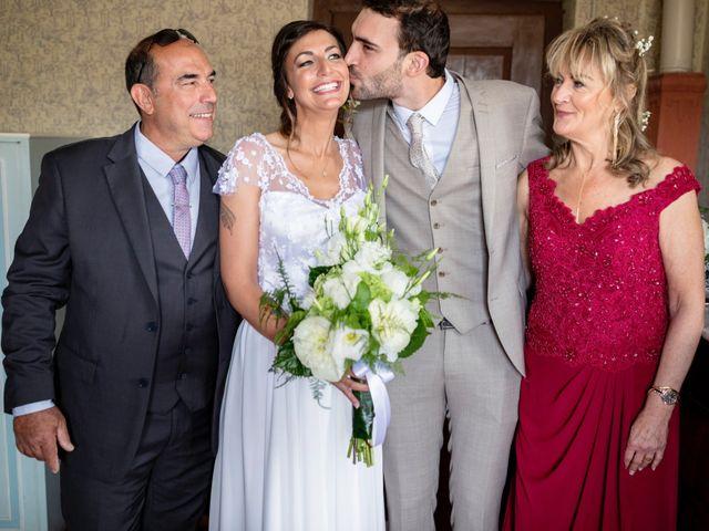 Il matrimonio di Riccardo e Audrey a Monte San Savino, Arezzo 6