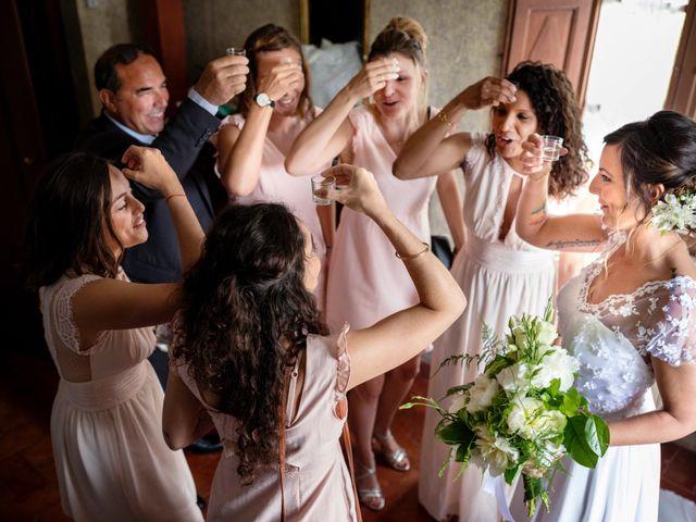 Il matrimonio di Riccardo e Audrey a Monte San Savino, Arezzo 7
