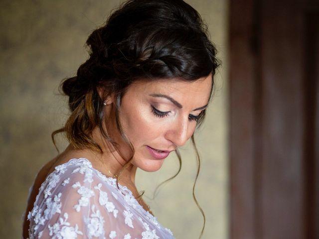 Il matrimonio di Riccardo e Audrey a Monte San Savino, Arezzo 8
