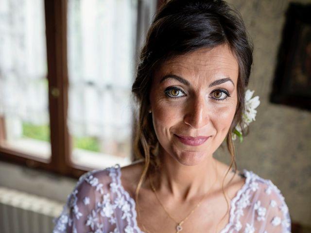 Il matrimonio di Riccardo e Audrey a Monte San Savino, Arezzo 10