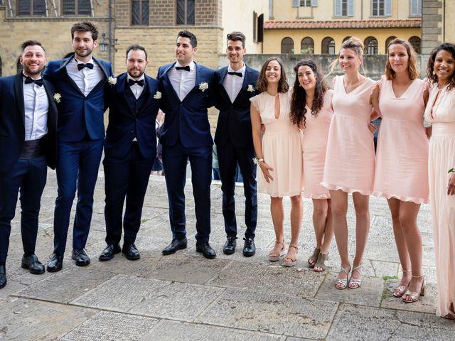 Il matrimonio di Riccardo e Audrey a Monte San Savino, Arezzo 20
