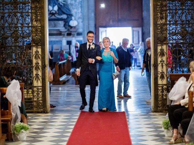 Il matrimonio di Riccardo e Audrey a Monte San Savino, Arezzo 22