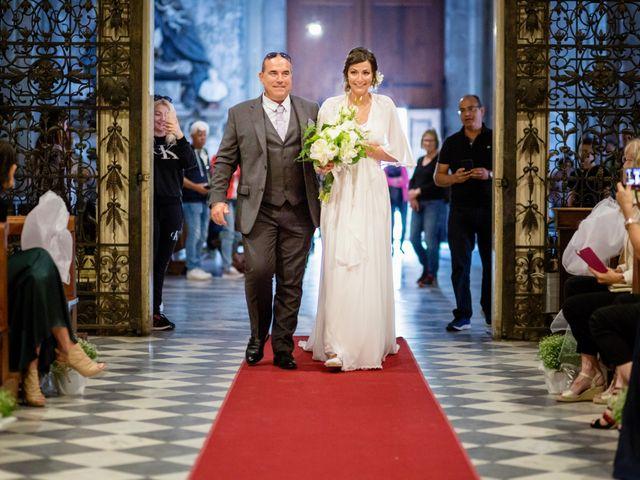 Il matrimonio di Riccardo e Audrey a Monte San Savino, Arezzo 25
