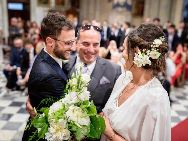 Il matrimonio di Riccardo e Audrey a Monte San Savino, Arezzo 26