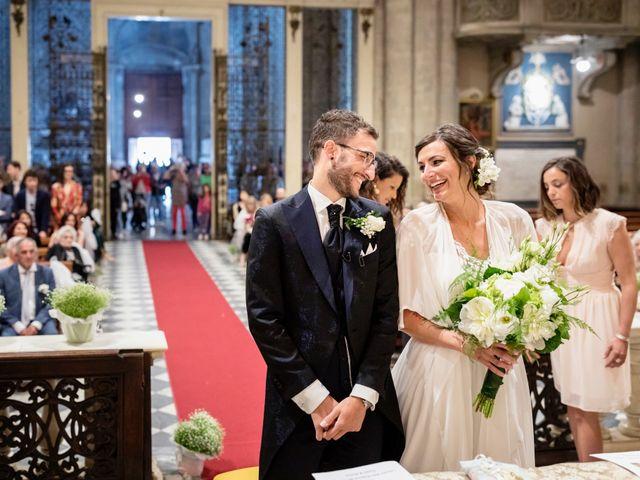 Il matrimonio di Riccardo e Audrey a Monte San Savino, Arezzo 27