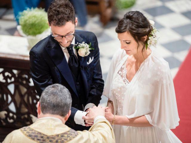 Il matrimonio di Riccardo e Audrey a Monte San Savino, Arezzo 28