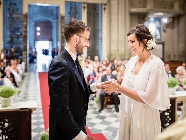Il matrimonio di Riccardo e Audrey a Monte San Savino, Arezzo 29